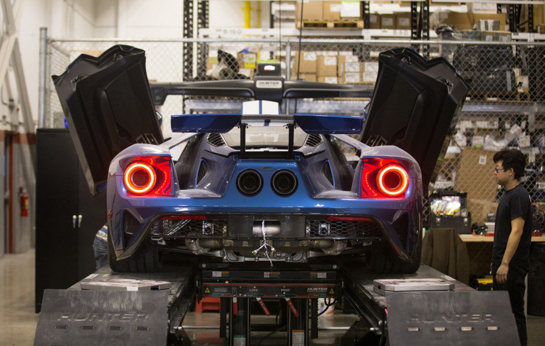 It Built James Bonds Db In Spectre And Latterly Created The Project  For Mercedes Amg Multimatic Builds Every Ford Gt On Behalf Of Ford