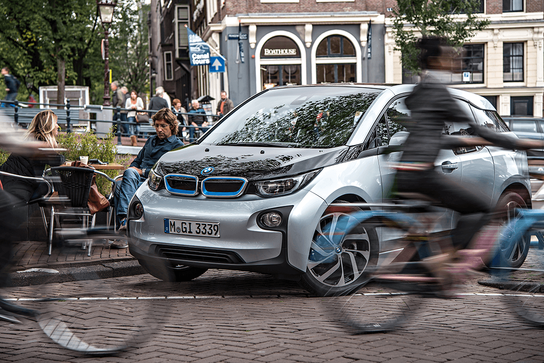 Electric Car - BMW i3