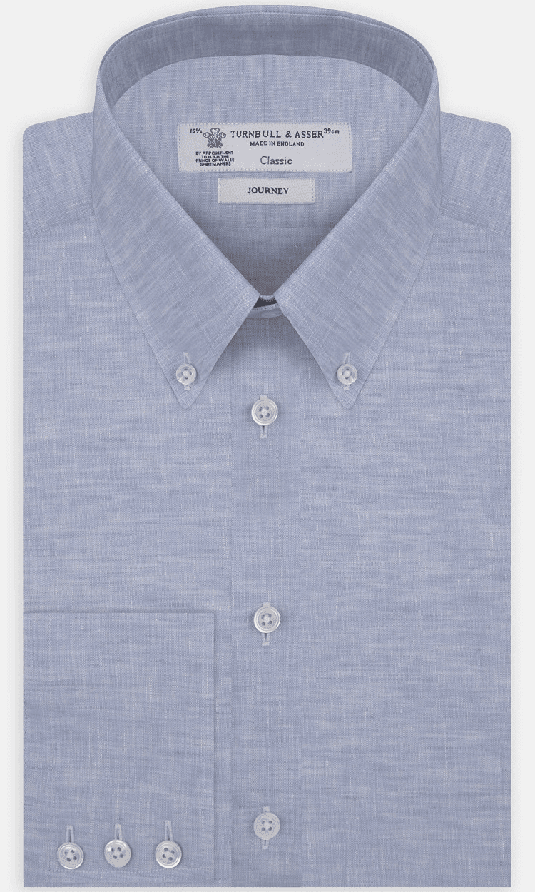 Turnbull & Asser linen shirt