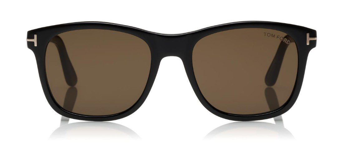 f1410acac87 The Tom Ford Eric-02 FT0595 sunglasses also include the signature Tom Ford   T  at the temple. Squared in style