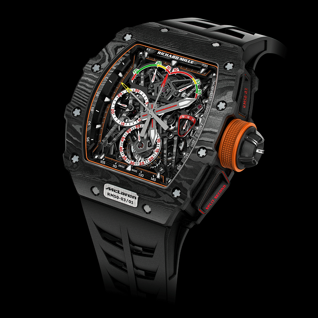 Richard Mille RM-50-03 most expensive watches