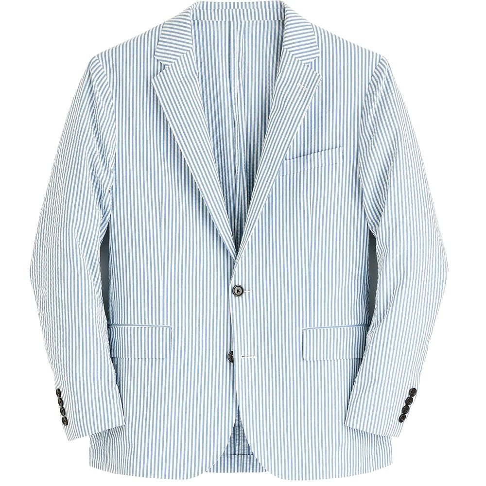 The Definitive Seersucker Fabric Suits And Clothing Guide