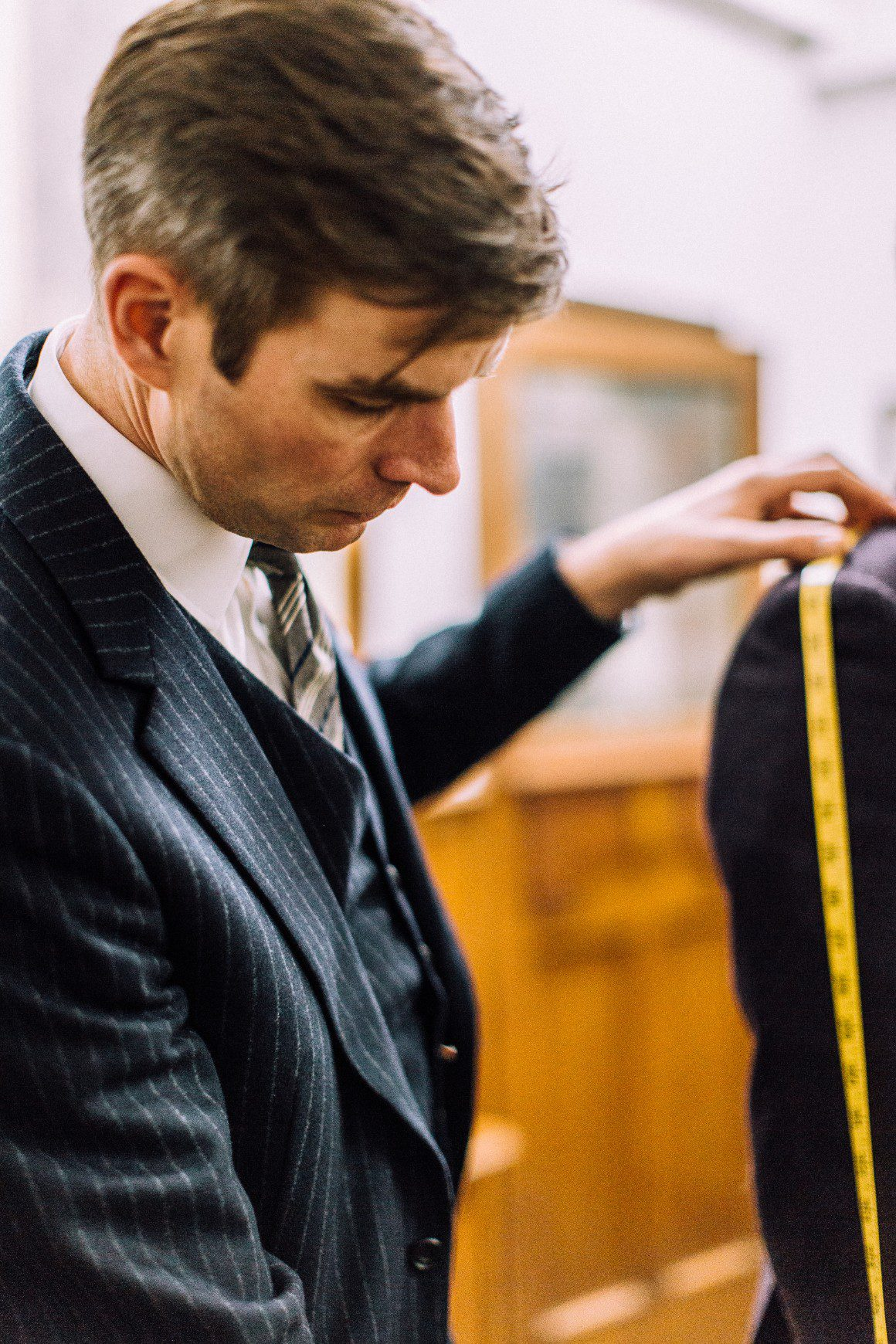 The Best Bespoke Suits Still Represent The Pinnacle of Men's Tailoring