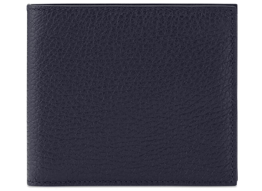 Smythson Burlington Six Card Leather Wallet