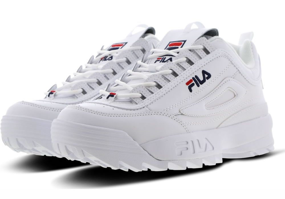 wholesale dealer 155d4 17038 Fila Disruptor - Ugly Sneaker Trend