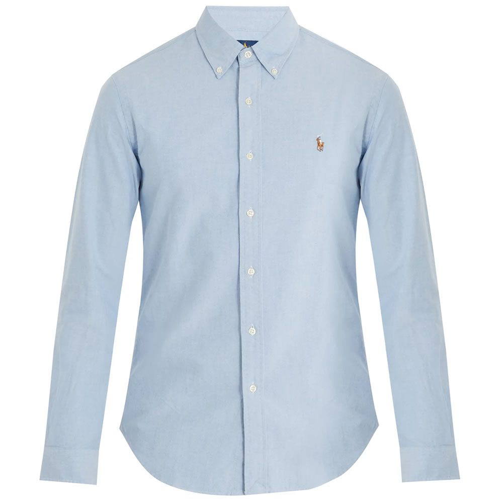 98677ce3 Logo-Embroidered Single-Cuff Cotton Shirt, £85 at MATCHESFASHION > Slim-Fit  Polo Shirt, £79 at END CLOTHING >