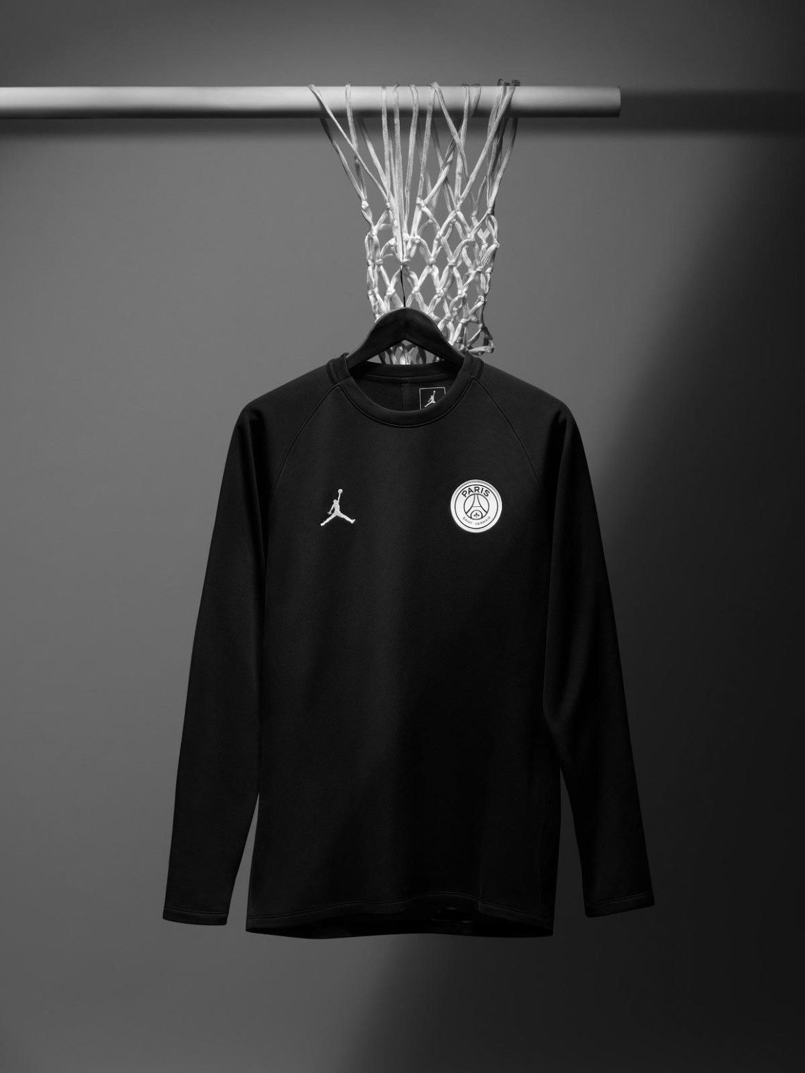 "cd8c694eb90 ""Jordan Brand and Paris Saint-Germain share a distinct position in sport  and style, so to partner with the club is a natural fit."""