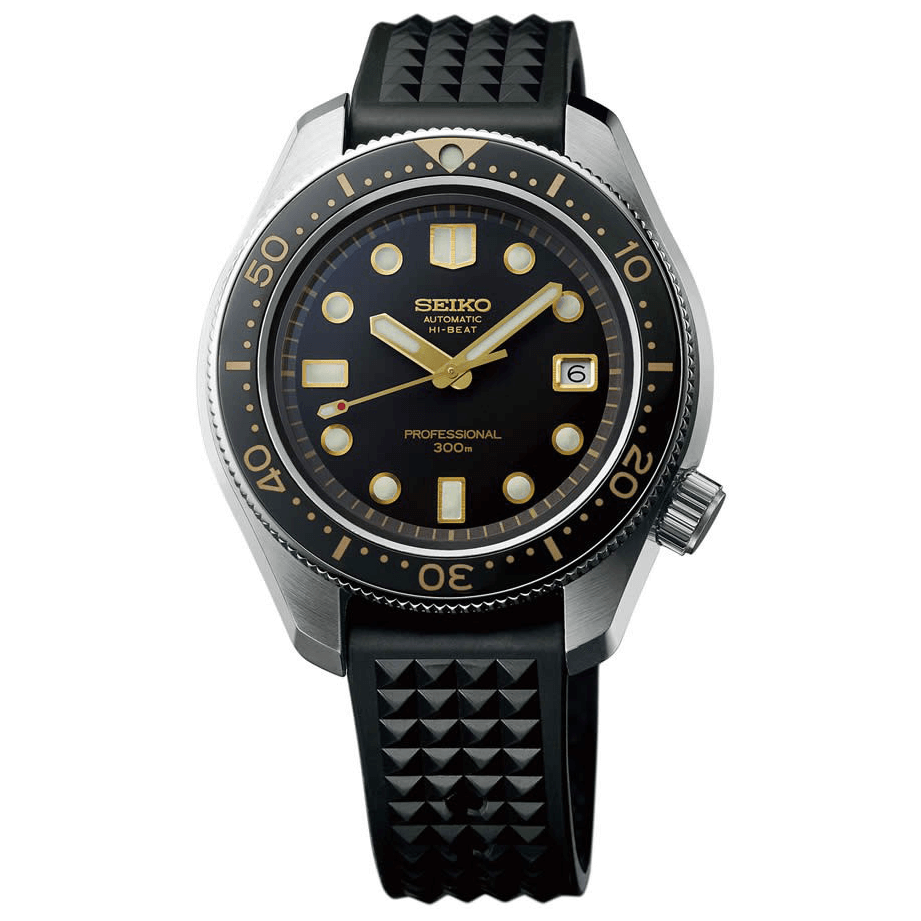 Seiko Prospex 1968 Re-creation dive watch