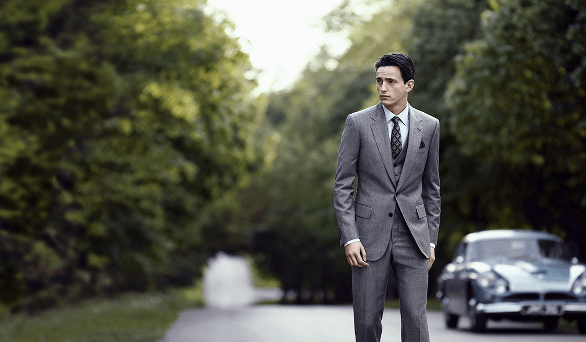 The Lounge Suit Dress Code A Modern Gentleman S Guide
