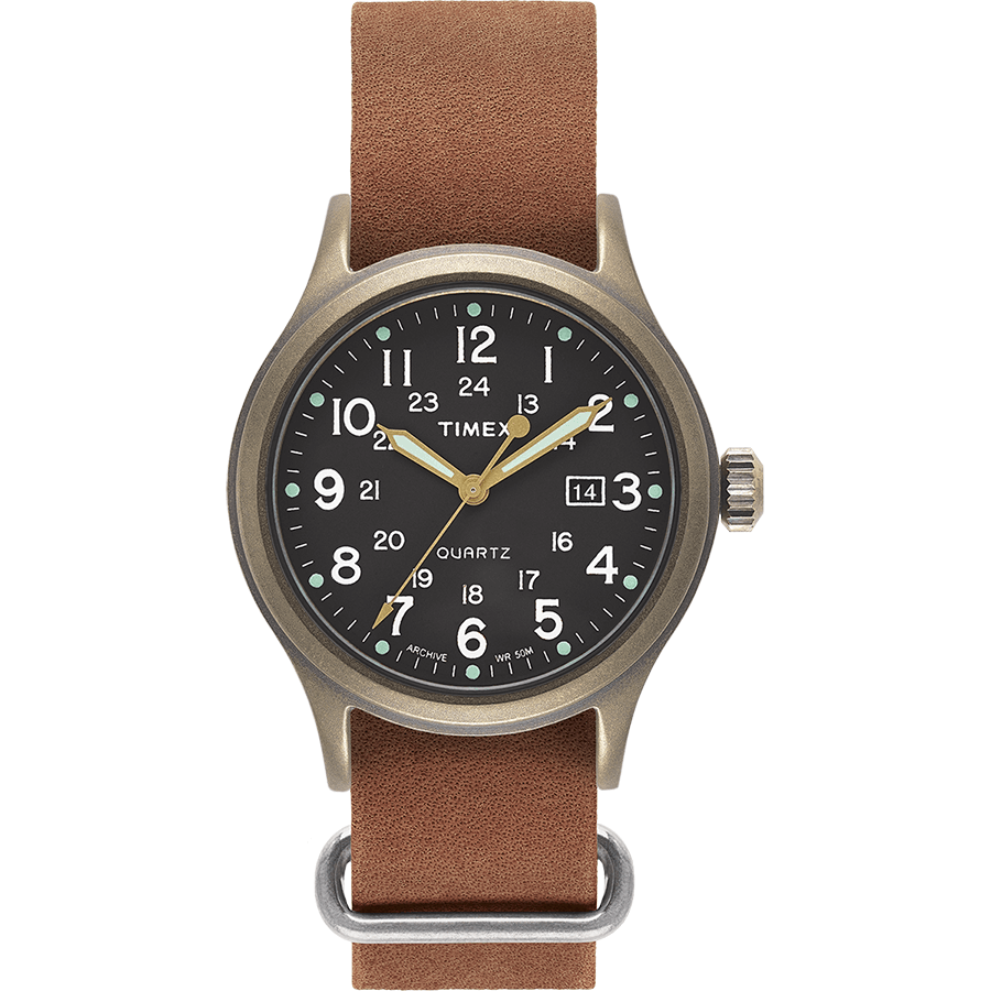 The affordable Timex Allied 40mm Watch
