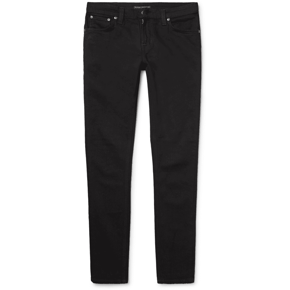 Nudie Skinny Lin Organic Stretch-Denim Jeans