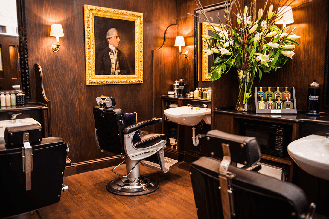 Truefitt & Hill Barbers in Westminster, London