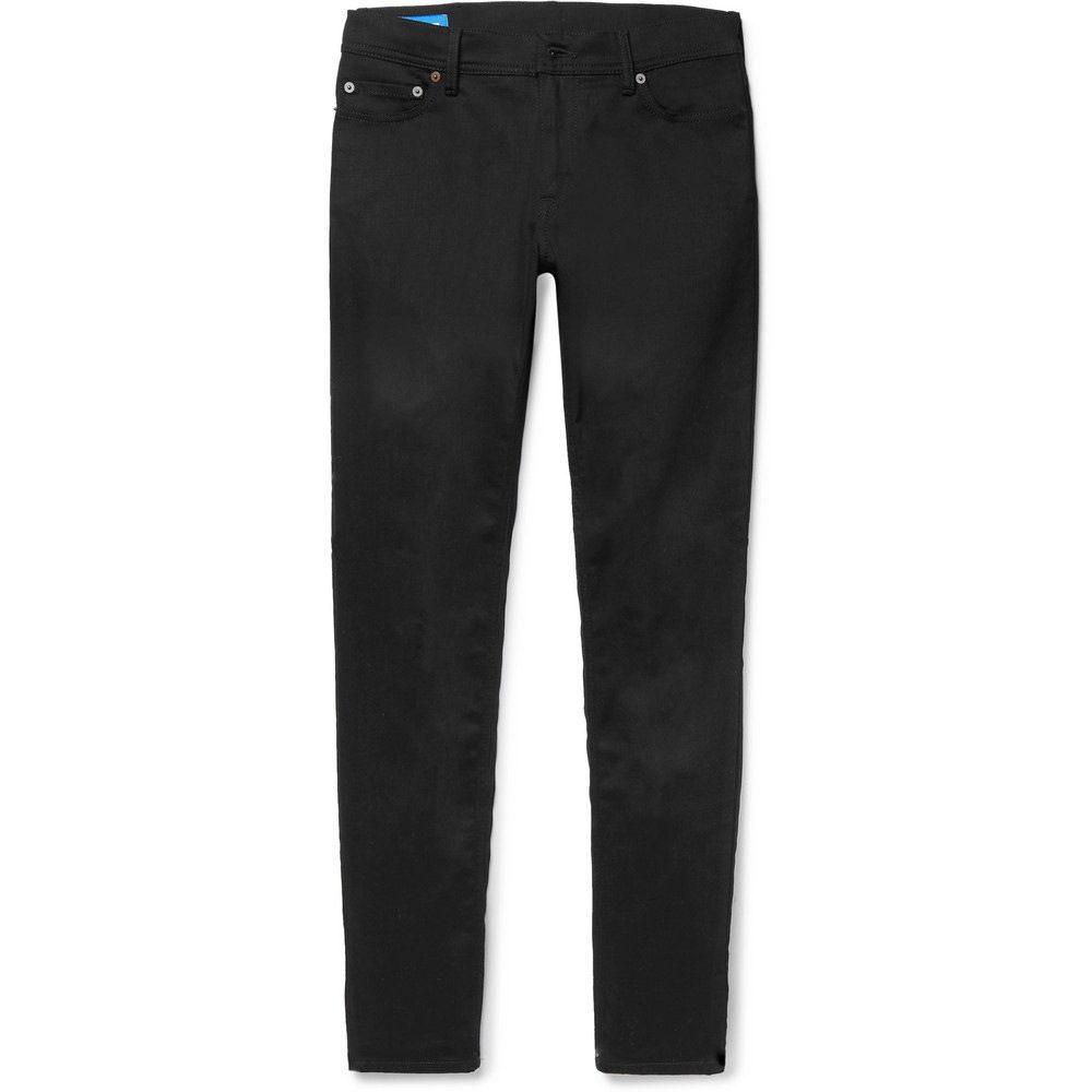 TOP Fighting Mens Modern Series Slim-Fit Tapered-Leg Jean