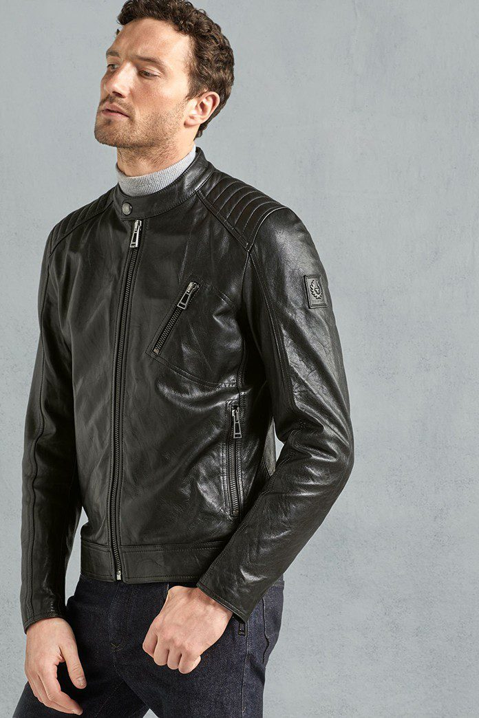 c46acebf7 The Best Leather Jacket Brands For Men In 2019