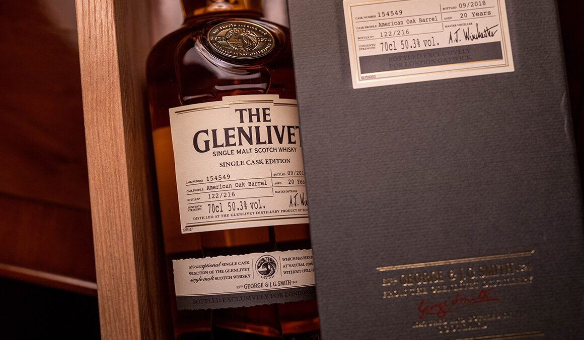How to Become a Whisky Collector: The Glenlivet Single Cask Edition Collection - Ape to Gentleman