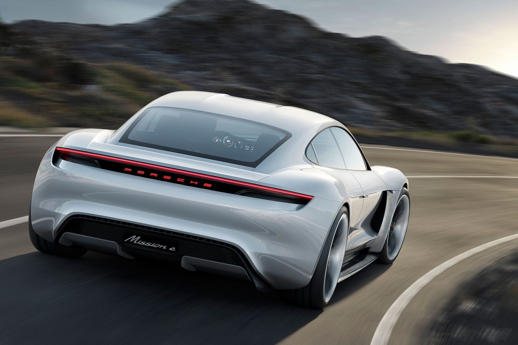 Porsche Taycan Electric Vehicle Best New Cars 2019