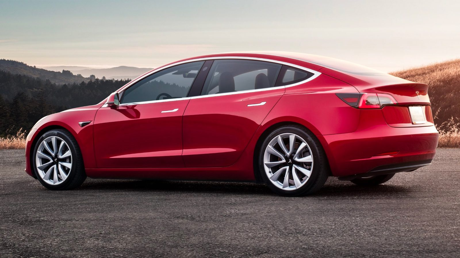 Tesla Model 3 - Best New Cars This Year