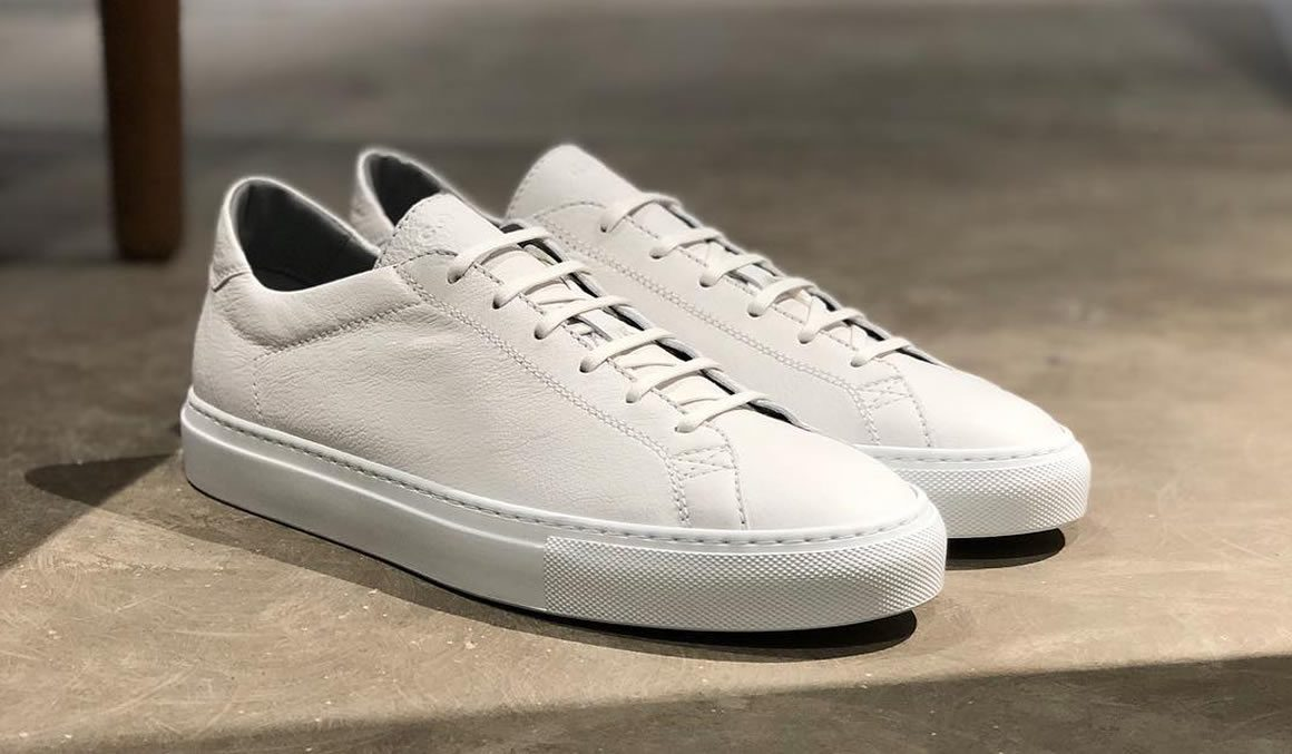 mens gucci white trainers - 62% OFF