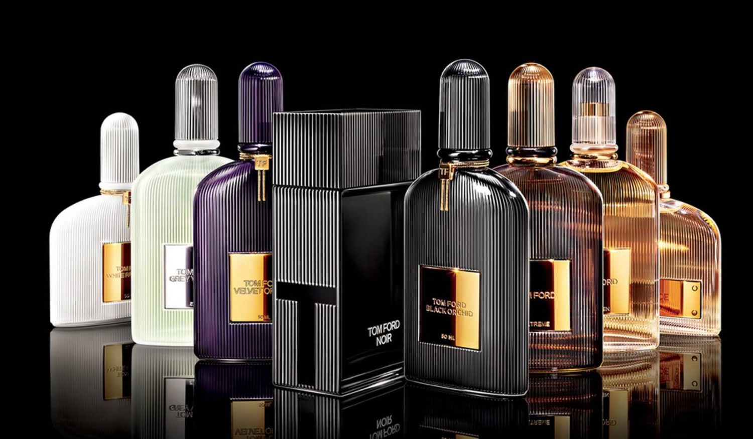 Tom Ford Colognes: A Guide To The Designer's Most Iconic Scents