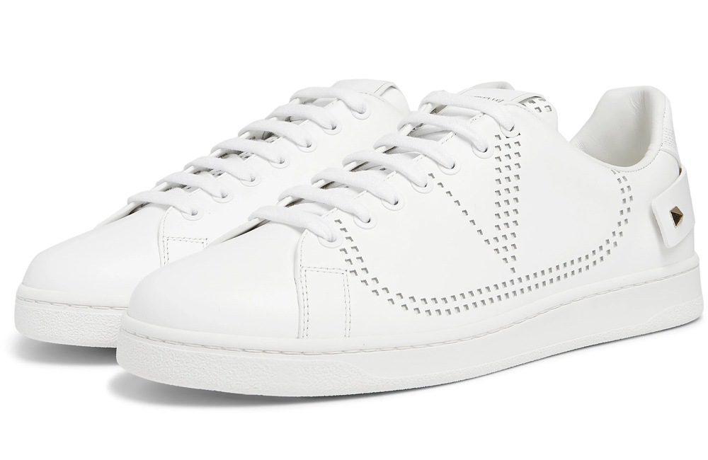 Latest 12 Men's White Sneakers For Summer 2020