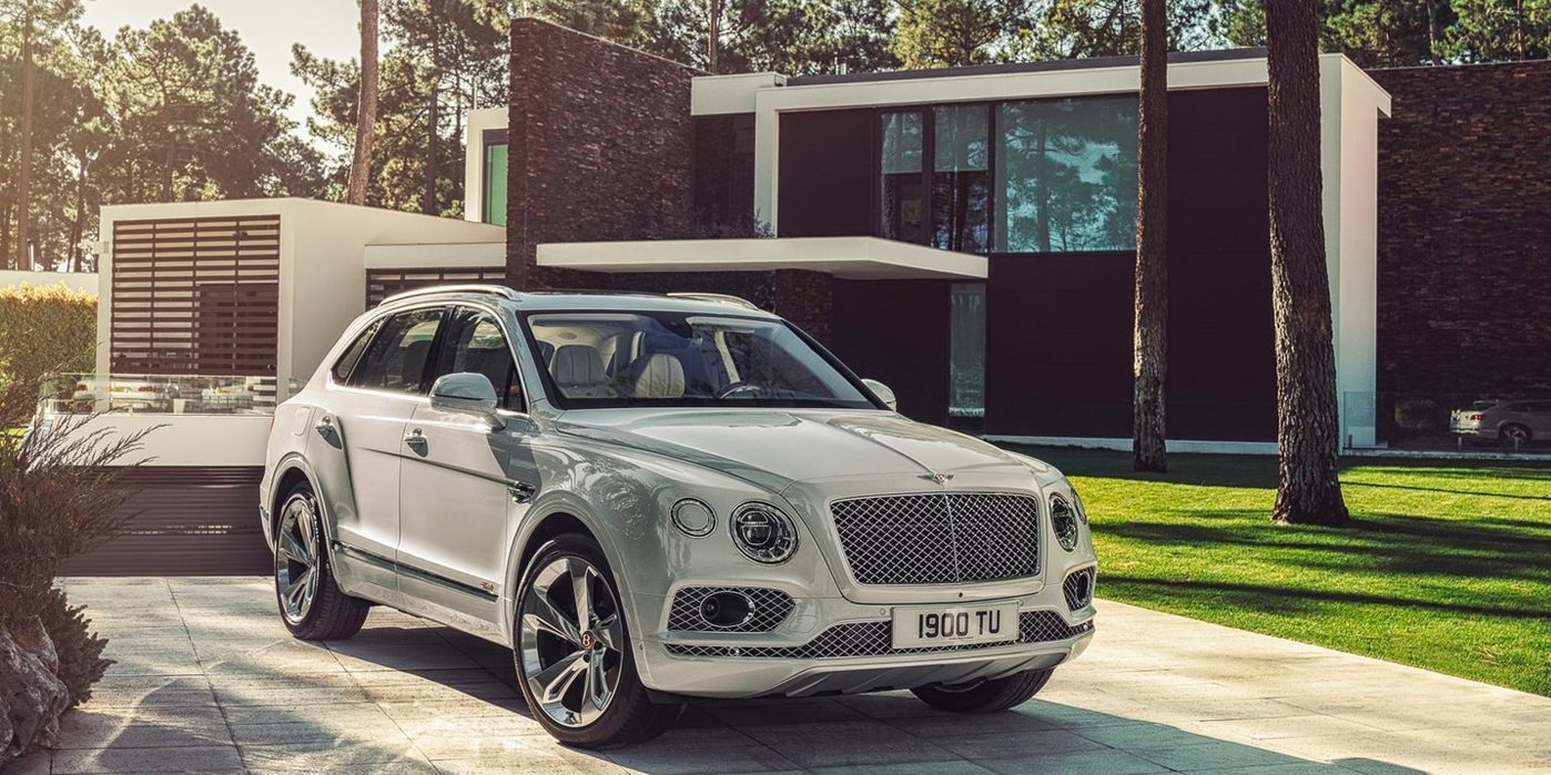 100 Years of Bentley: The British Manufacturer's Greatest Cars