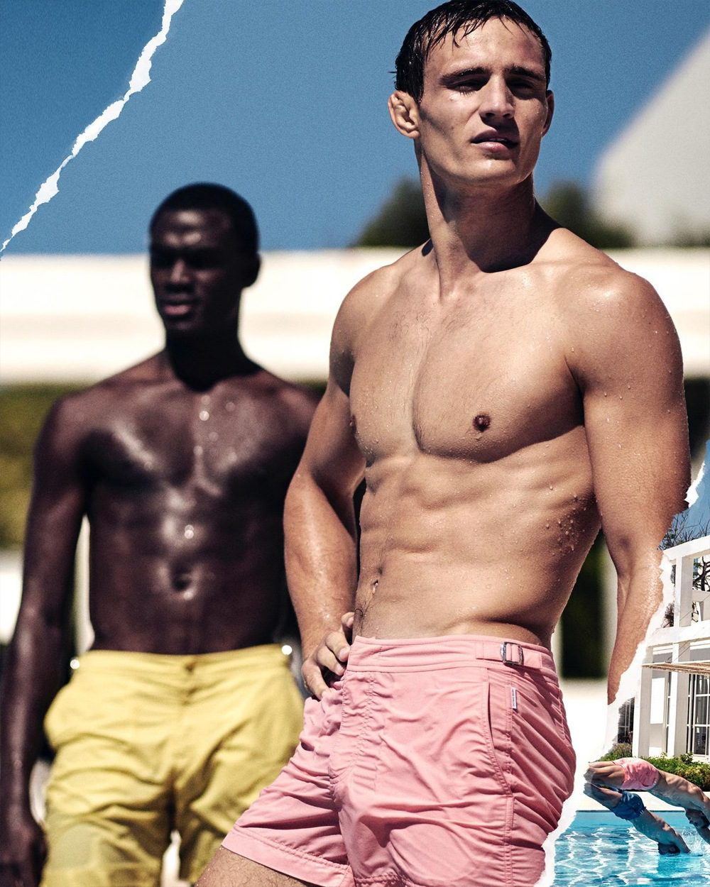 The Best Men's Swim Shorts Brands You Can Buy Today