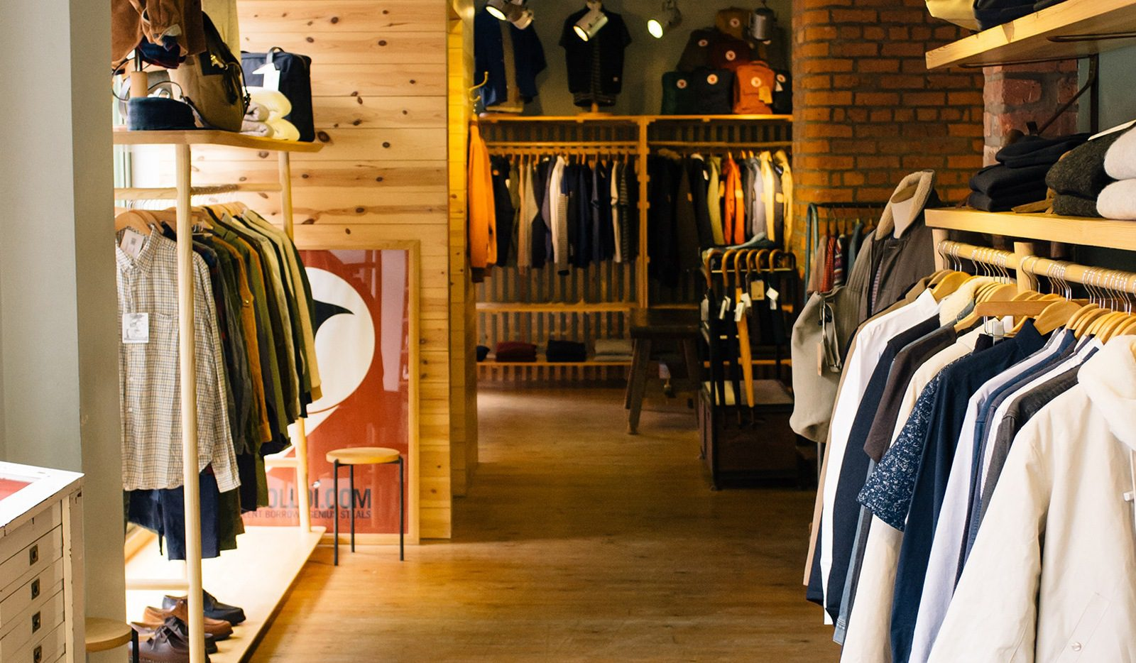 Talking Shop: The Independent UK Menswear Stores Worth A Visit - Ape to Gentleman