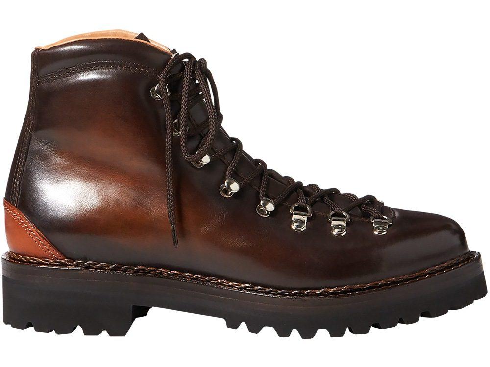 As melhores marcas de botas de caminhada de design do mundo hoje 26