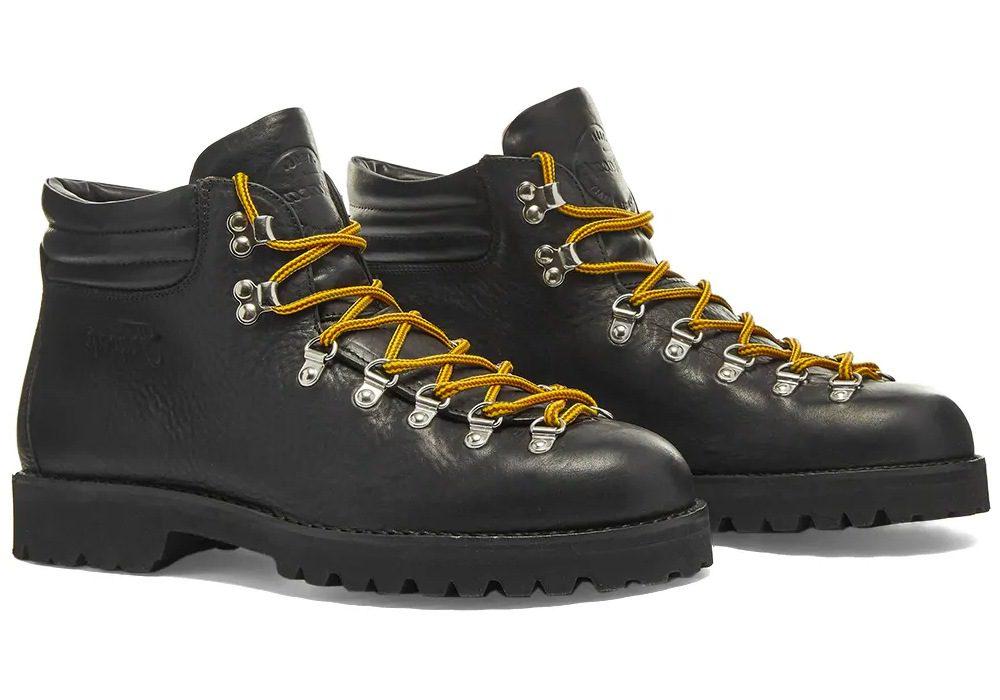 As melhores marcas de botas de caminhada de design do mundo hoje 9