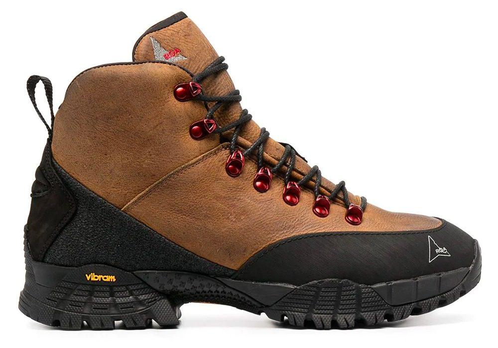 As melhores marcas de botas de caminhada de design do mundo hoje 23