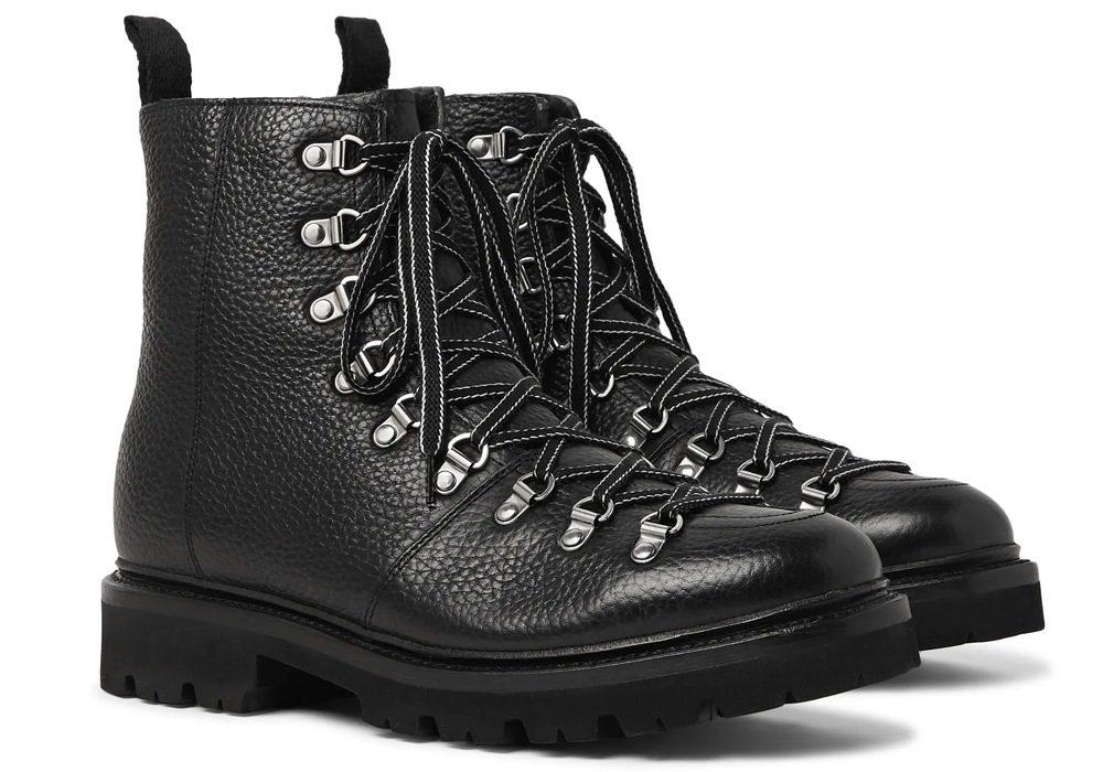 As melhores marcas de botas de caminhada de design do mundo hoje 12