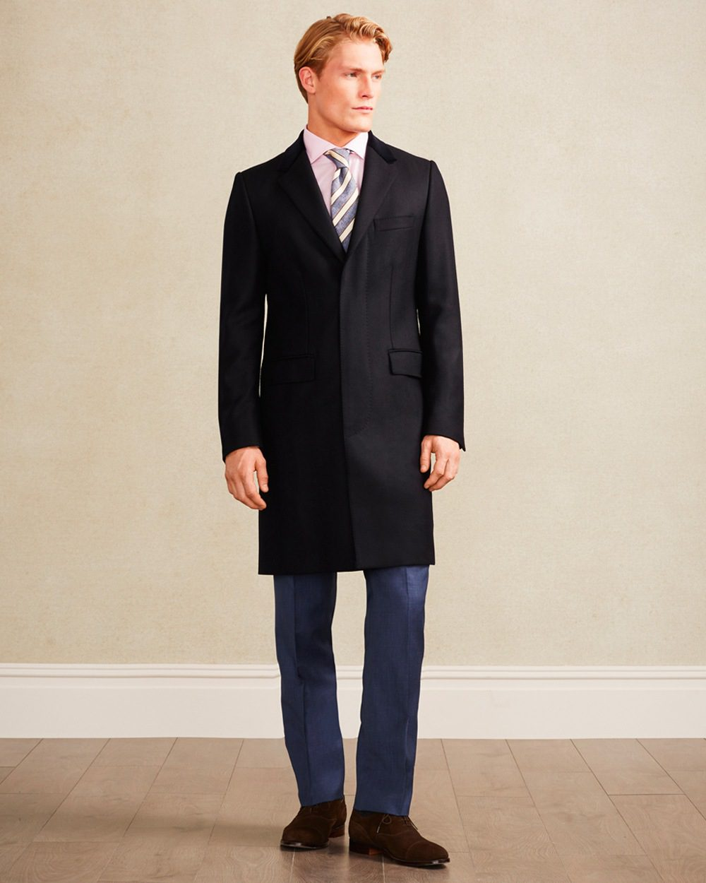 Daily Defence: Top 5 Overcoat Styles For Men