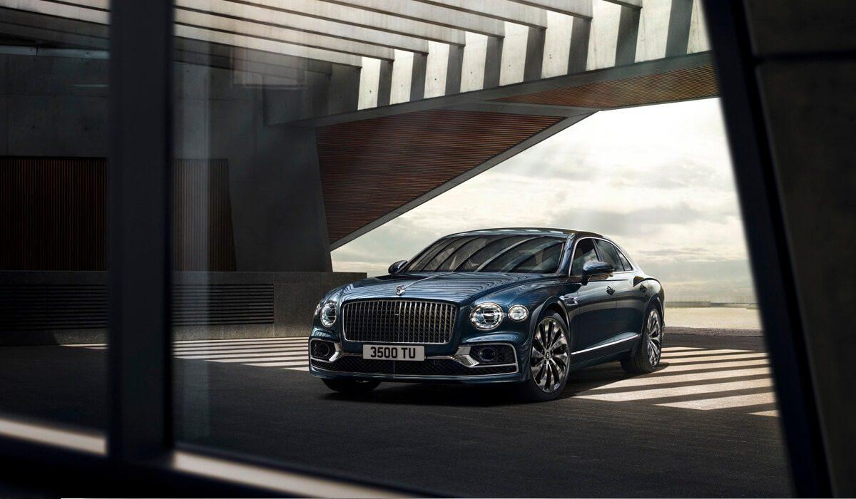 Revisão do Bentley Flying Spur (2020) 6