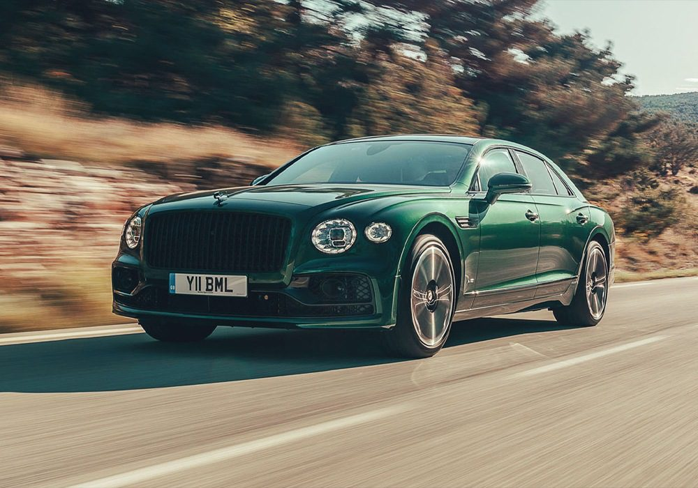 Bentley Flying Spur Review (2020)