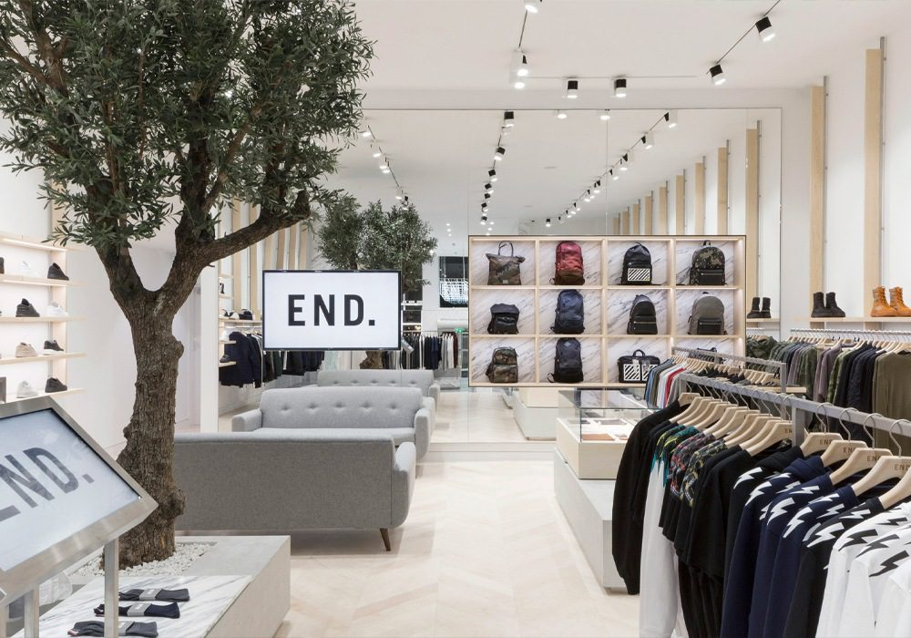 The World's Best Men's Fashion Stores: 2020 Edition