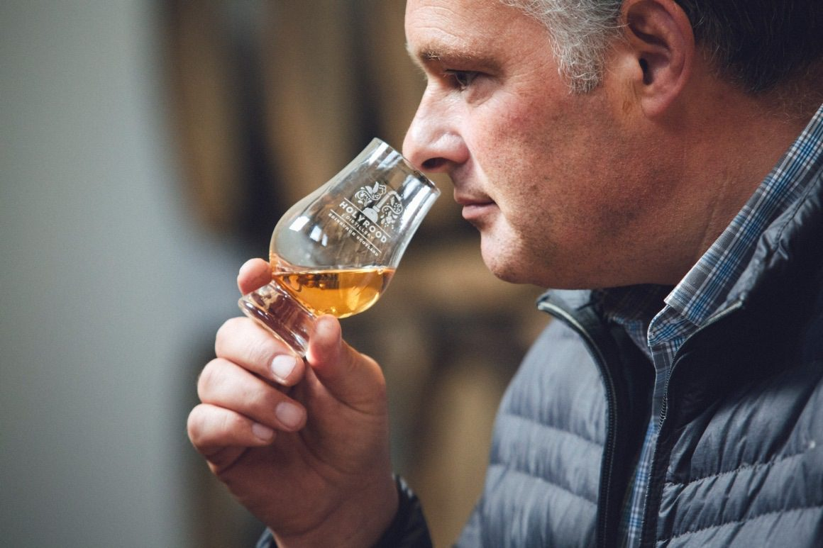 Win A Year's Worth Of Whisky From Edinburgh's Holyrood Distillery