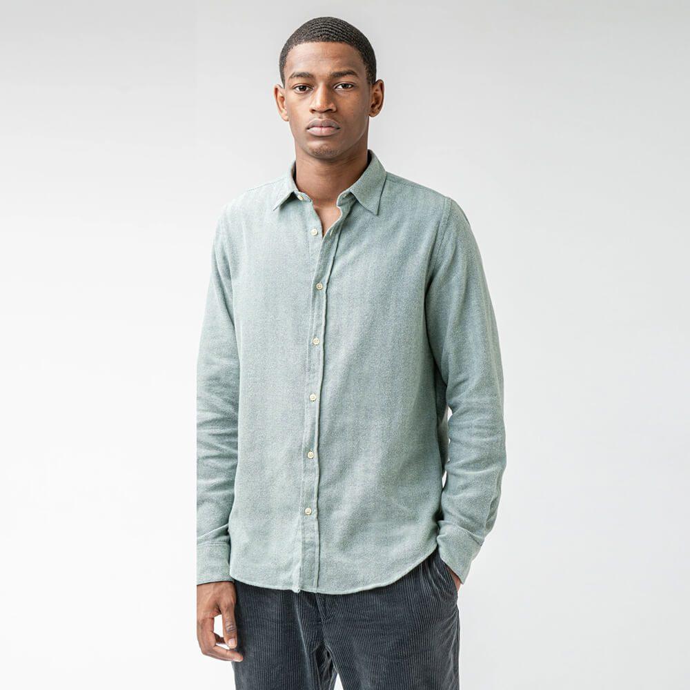 ISTO Midweight Flannel Shirt