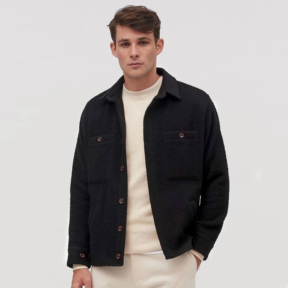 Best Fleece Overshirts For Men