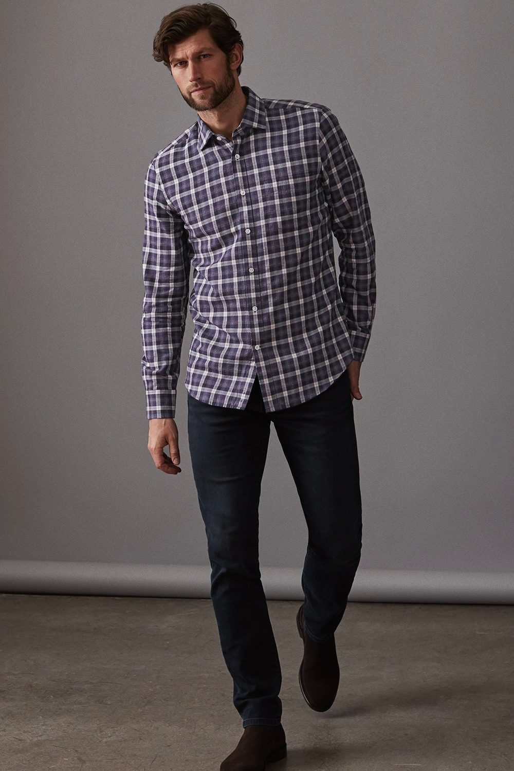 Top 4 Ways To Wear A Flannel Shirt For Men