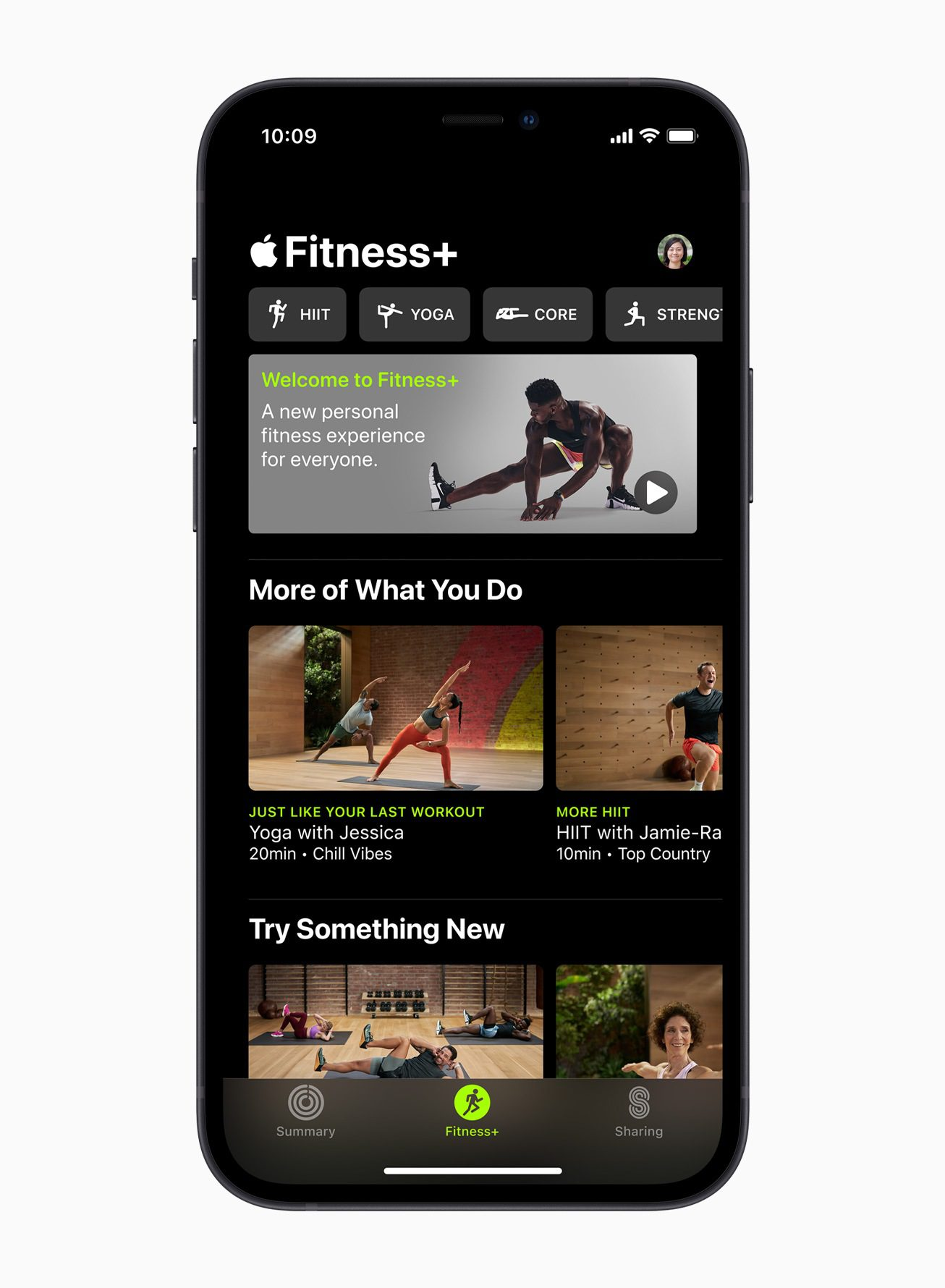 Make Your Move: Introducing Apple Fitness+ Powered By Apple Watch