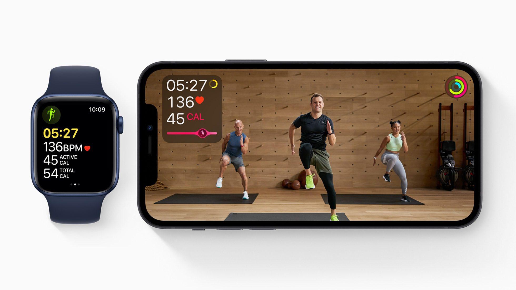 Faça a sua jogada: Apresentando o Apple Fitness + Powered By Apple Watch 2