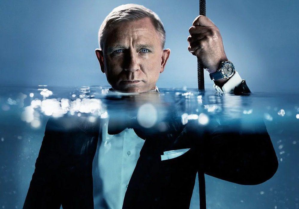 As etiquetas que o 007 de Daniel Craig usa 34