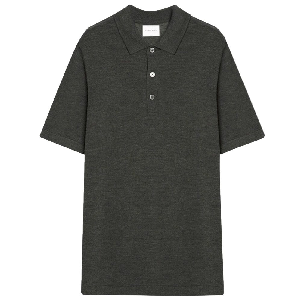 Fine-Gauge Favourites: The Best Knitted Polo Shirt Brands